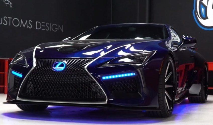 Artec 3D Lexus 1