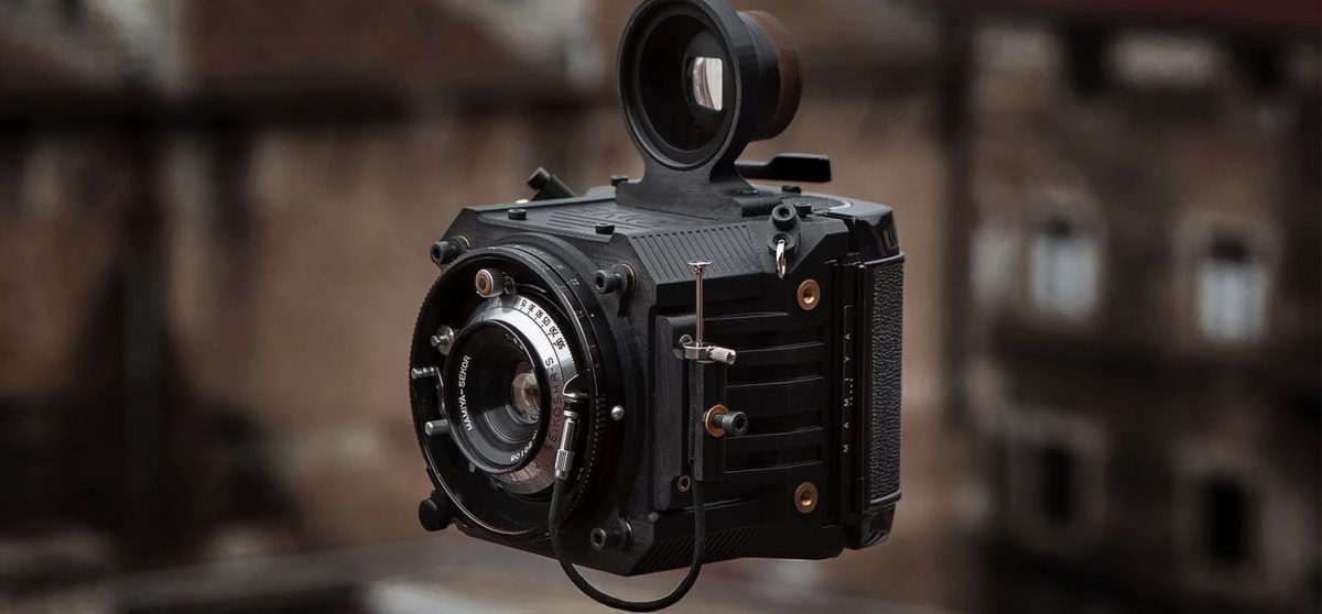 open-source 3D printed cameras Goodman