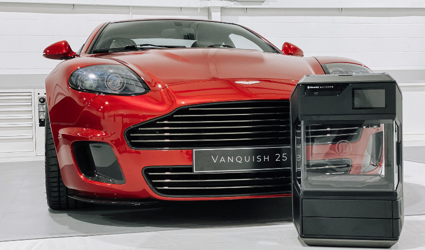 Makerbot 3d Printer To Be Used In Production Of New Aston Martin 3dnatives