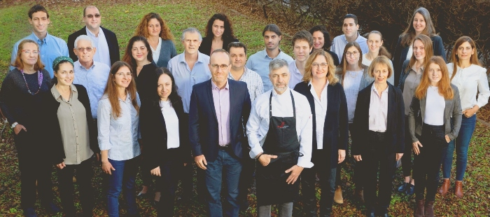Aleph Farms Team 3D printed steak