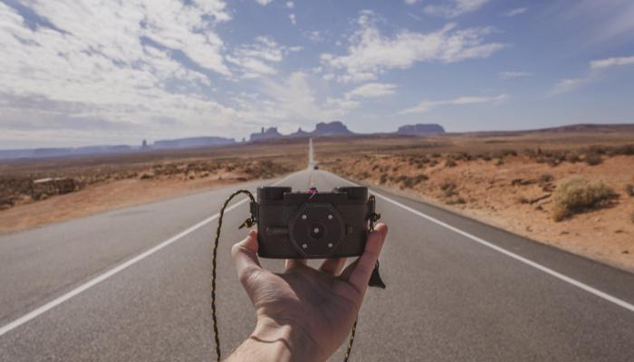 Die Scura, eine Lochkamera, ist die neueste Dora Goodman Kamera.