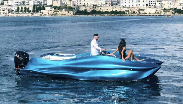 3D printed boats