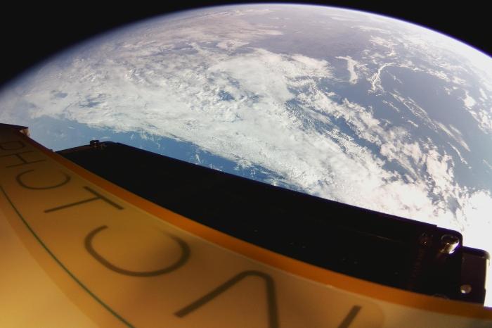 Rocket Lab Photon Spacecraft in Orbit