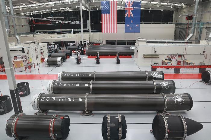 Rocket Lab Production Complex