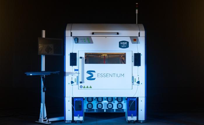 Essentium HSE 280i HT 3D Printer