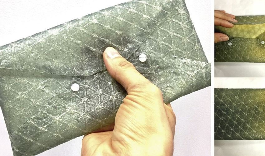 Tufts Researchers Develop Leather Alternative Thanks to 3D Printing