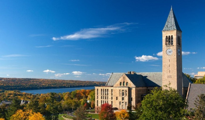 Cornell's McGraw Clock Tower