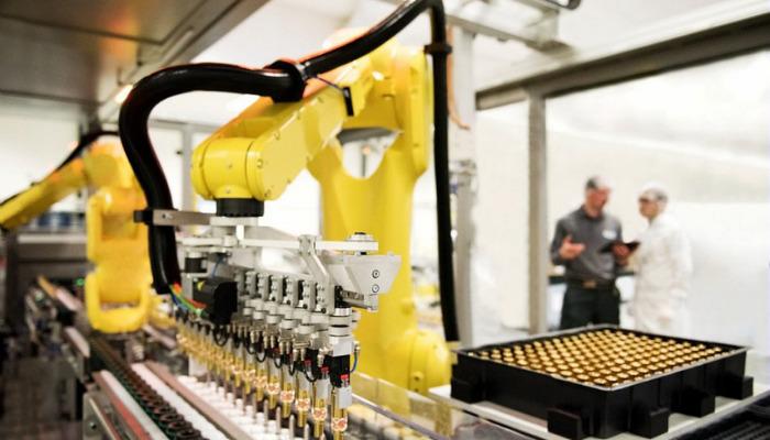 Agile manufacturing machine