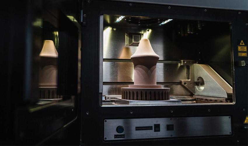3D Printed Aerospike Engine
