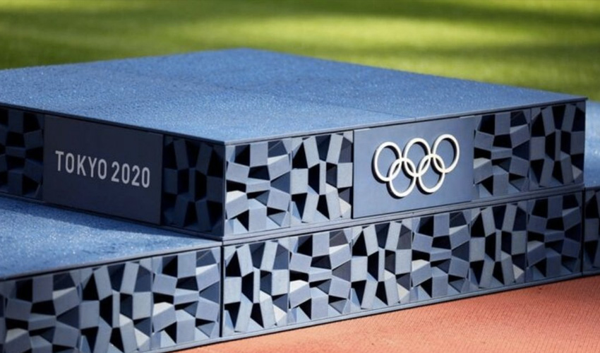 Tokyo Olympics #d printed podium
