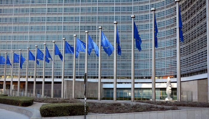 European Union office building