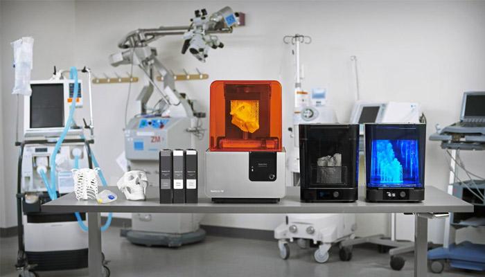 stratasys hospital 3d printer
