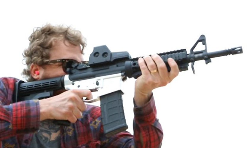 3d Printed Guns Legalised In The United States 3dnatives