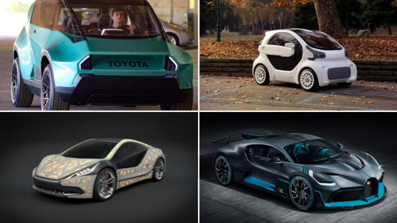 The 11 Best 3D Printed Vehicles! - 3Dnatives