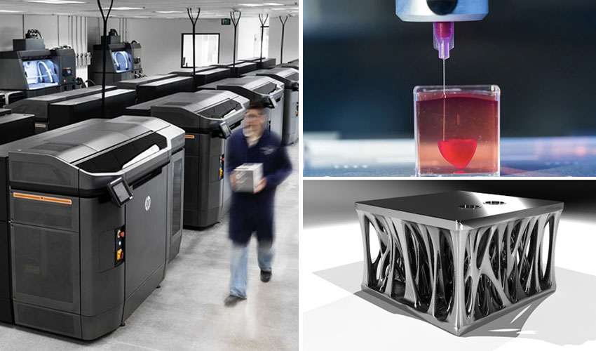 3D printing trends of 2019