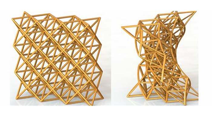 4d printing materials