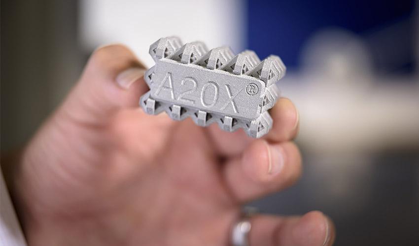 strongest aluminium powder
