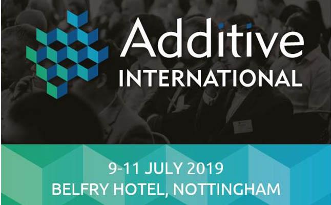 Additive International 2019