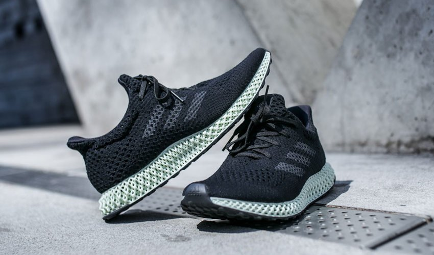 Adidas Release their 3D Printed Shoes: The Futurecraft 4D