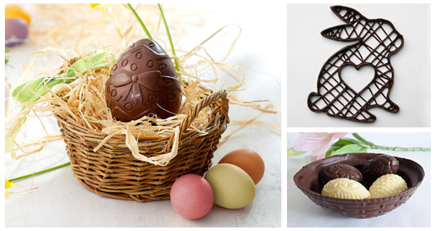 Something Sweet for Easter: 3D Printed Chocolate!