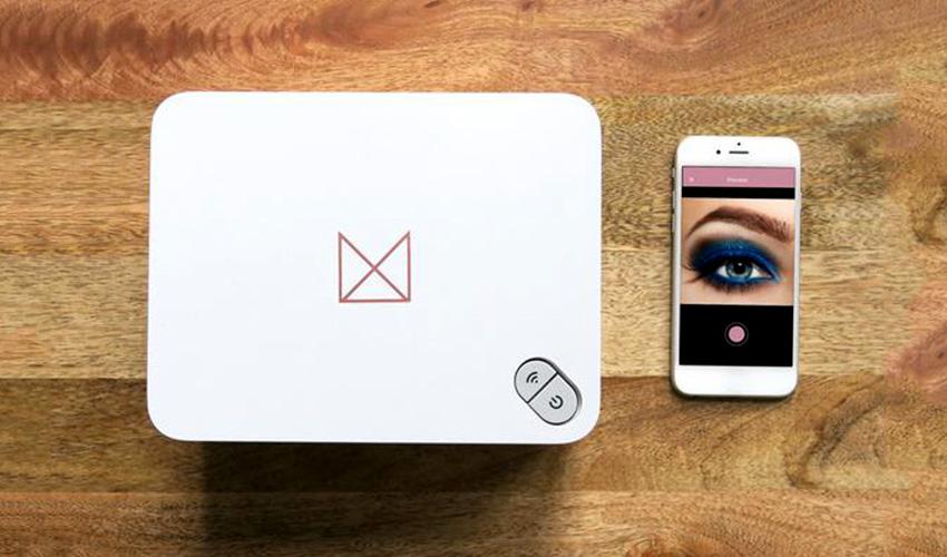 Mink The World S First Portable Makeup 3d Printer 3dnatives