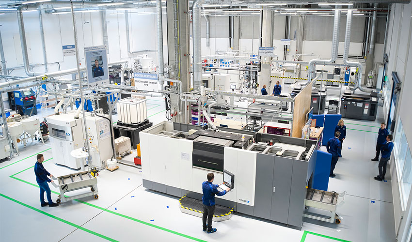 Bmw Is Opening An Additive Manufacturing Centre To Pool Its Expertise 3dnatives