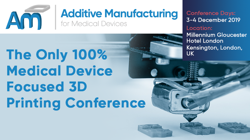 Additive Manufacturing for Medical Devices - Events on 3Dnatives