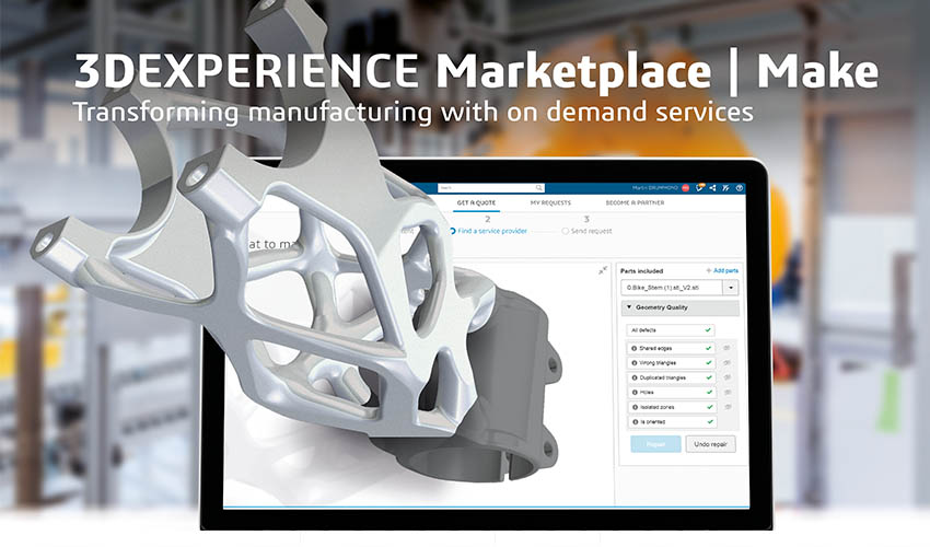 on-demand manufacturing service