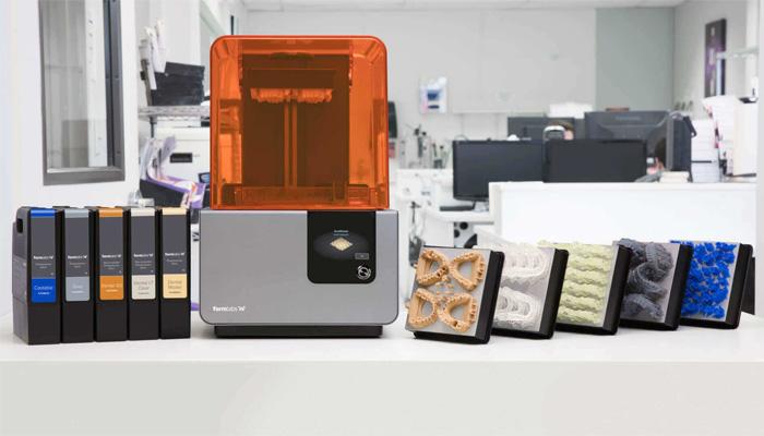 3d printing dental