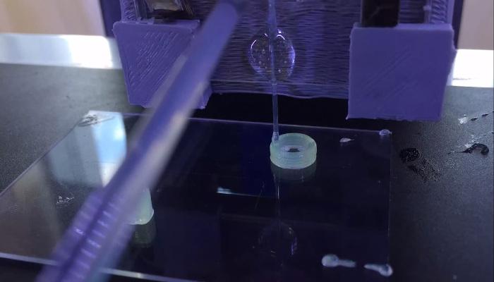 droplet based 3D printing