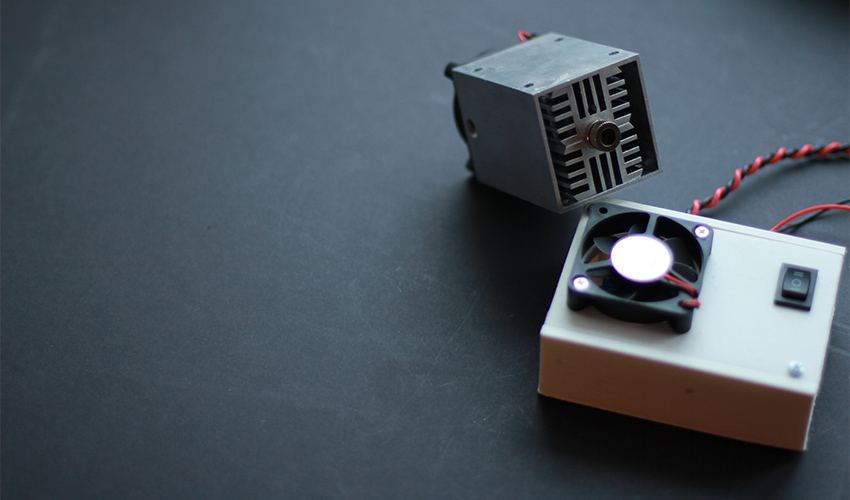 Endurance Lasers: Easy to install on your 3D printer - 3Dnatives