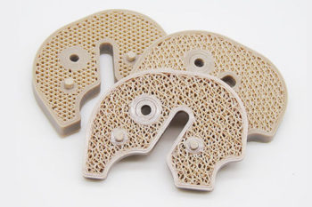 3D printed porous scaffold structures can promote bone growth in patients
