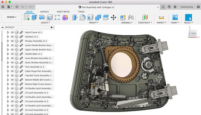 Fusion 360 The Right 3d Modeler For 3d Printing 3dnatives