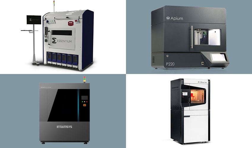peek 3d printers