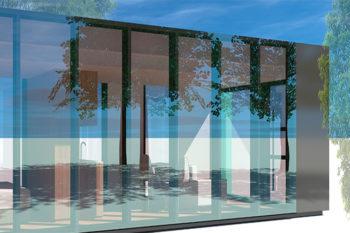 Hemp 3D printed houses