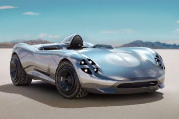 Siemens and Hackrod unveils VR designed, AI-engineered, 3D car
