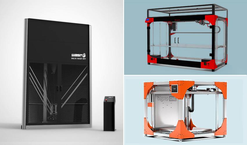 large 3d printers