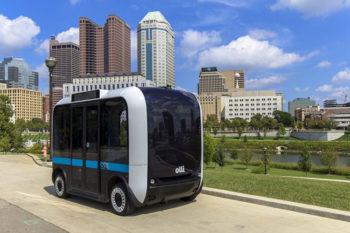 Local Motors receives $1bn for 'Olli,' the 3D Printed Autonomous Bus