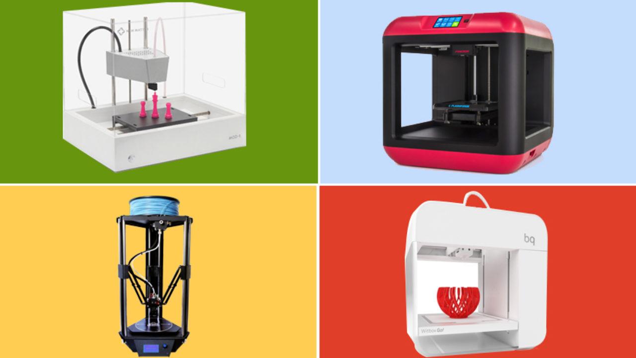 TOP 16 Best Cheap 3D Printers 2019 - 3Dnatives