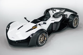 3D printing accelerates supercar design and production