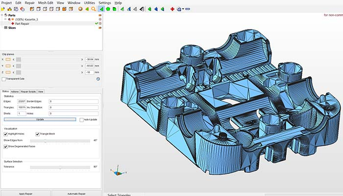 Top 7 Best STL Repair Software For All Levels - 3Dnatives