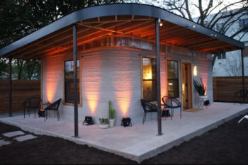 3D Printed Houses the Cure to the Housing Crisis?