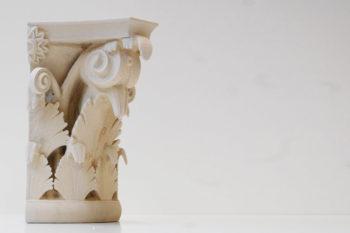 CONCR3DE: Rebuilding Palmyra Arch with 3D Printing