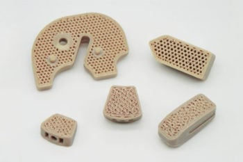 FossiLabs creates PEEK implants to promote bone growth