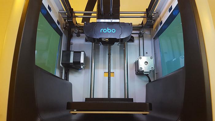 Robo C2 Test