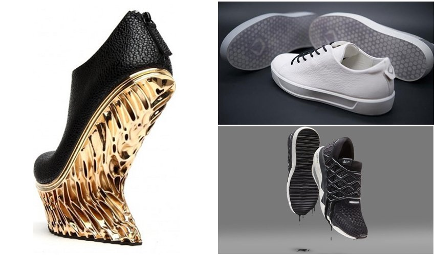 3d Printed Shoes What S Available On The Market Today 3dnatives