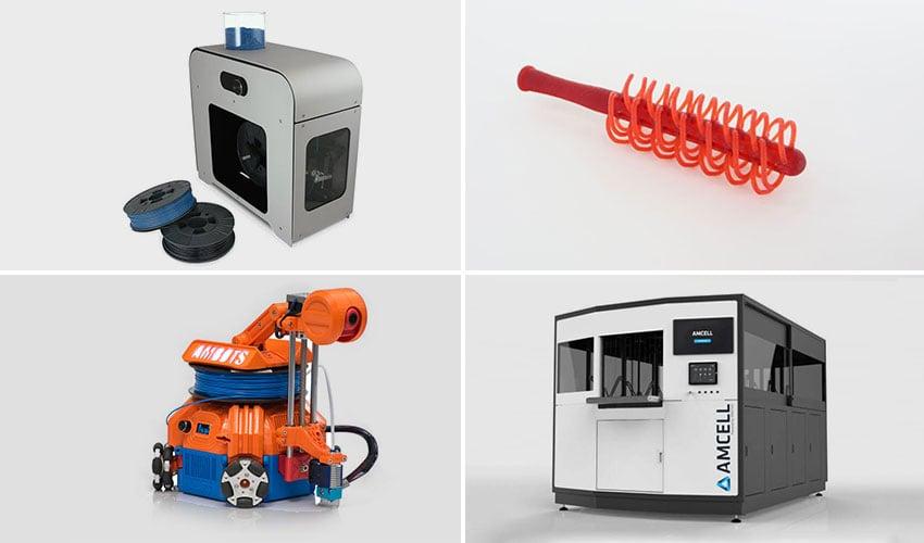 3D startups of 2019