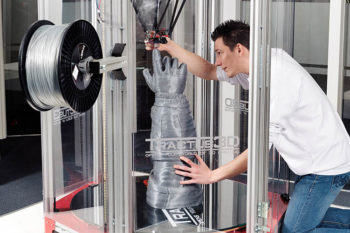 Tractus3D offers solutions for large-scale high-temperature polymer production