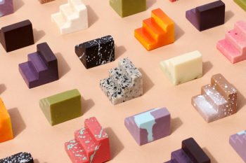 3D printing and chocolates from Universal Favorite