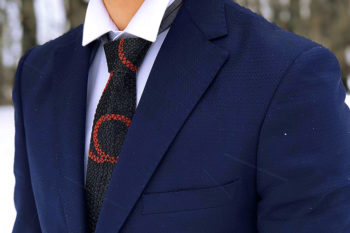 VIP TIE and its 3D printed luxury ties